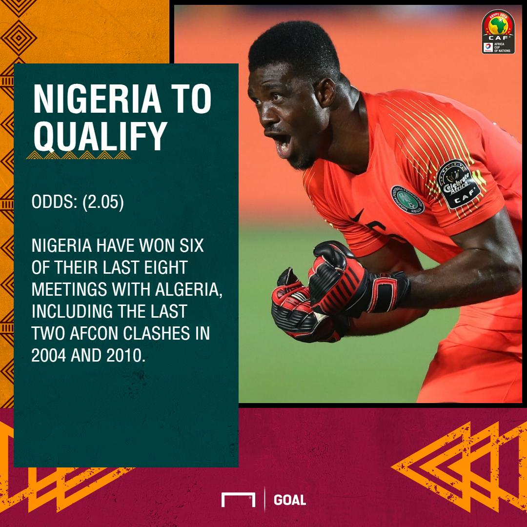 Nigeria Algeria PS