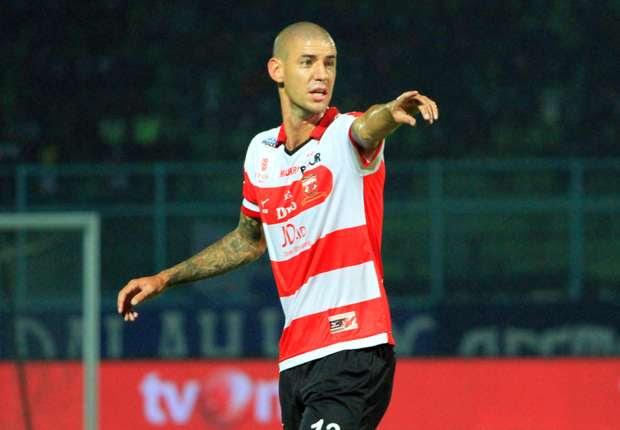 Permalink ke Depak Cameron Watson, Madura United Kembali Rekrut Dane Milovanovic